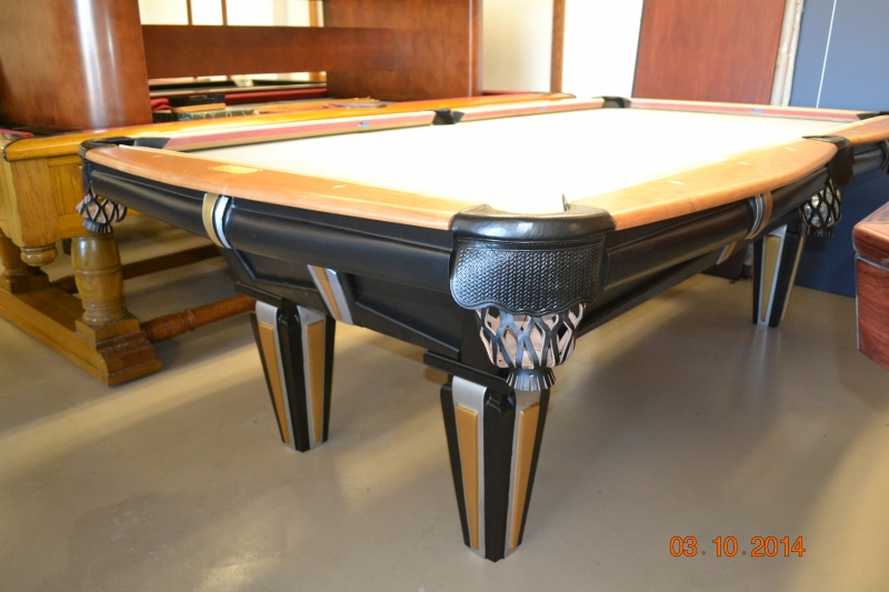 Pool Tables Ed Nutters Billiard Experts - Brunswick commander pool table