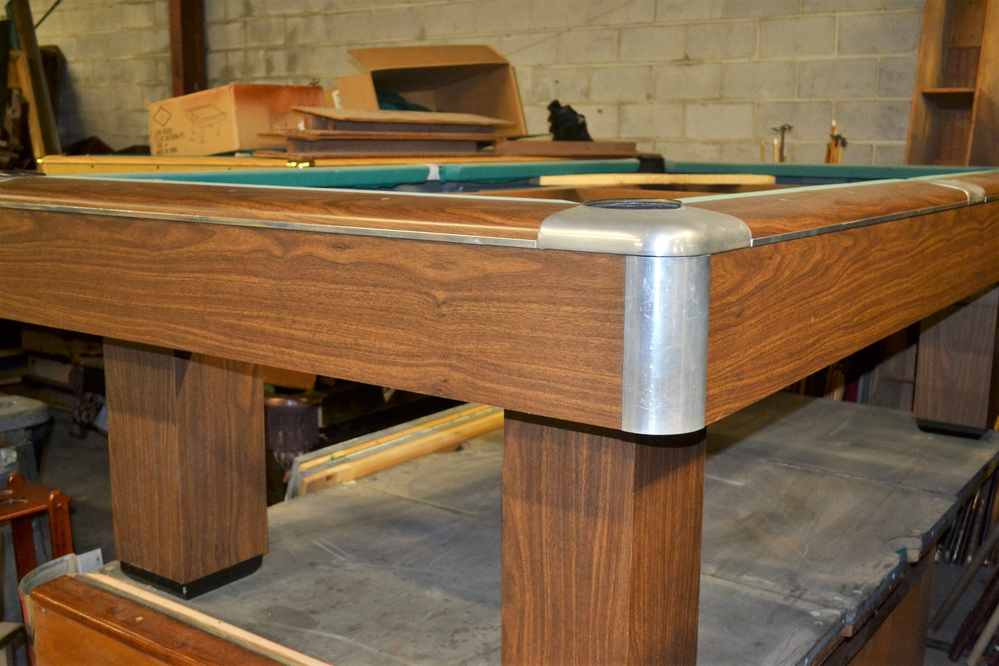 Pool Tables Ed Nutters Billiard Experts - Gandy pool table