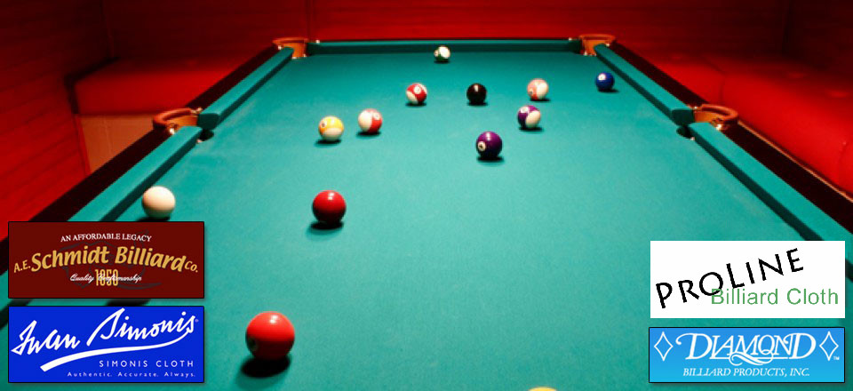 Huge Selection Of New And Used Pool Tables!